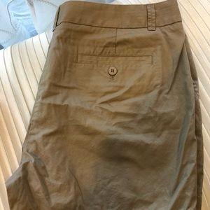J. Crew Cargo Shorts